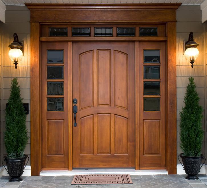 входные двери дизайн и цена